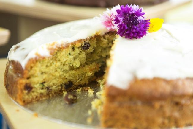 Avoca Lemon Cake