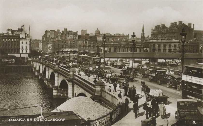 Lanarkshire, Glasgow, Jamaica Bridge MBG